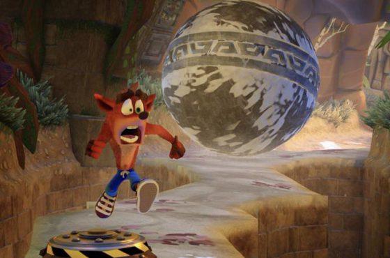 Crash Bandicoot N Sane Trilogy. Activision muestra nuevas imágenes de Crash Bandicoot 2