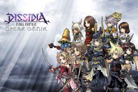 Dissidia Final Fantasy Opera Omnia ya tiene un millón de descargas en Japón