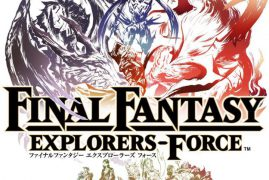 Final Fantasy Explorers Force: Primeras imágenes