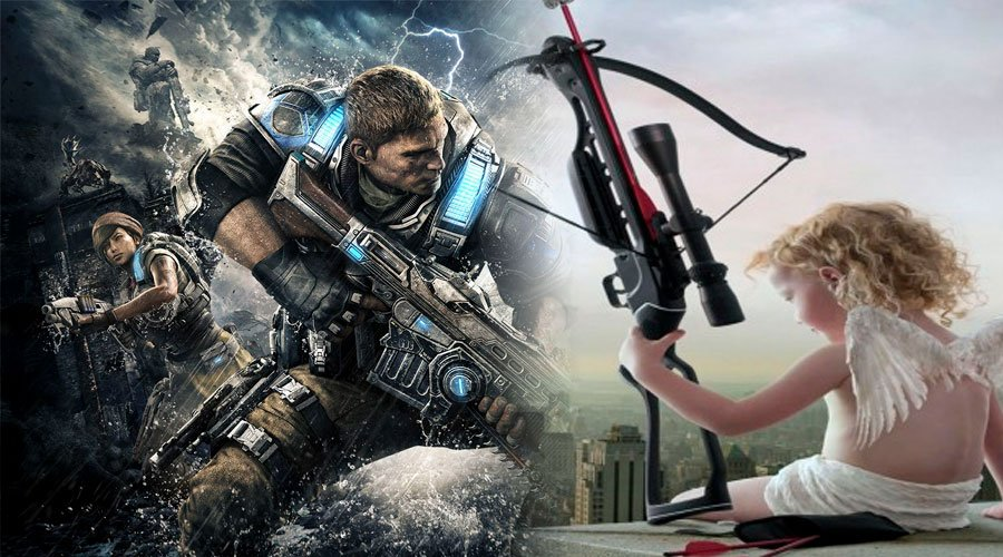 ¿Aún sin regalo para San valentín? Gears of War 4 puede solucionarlo