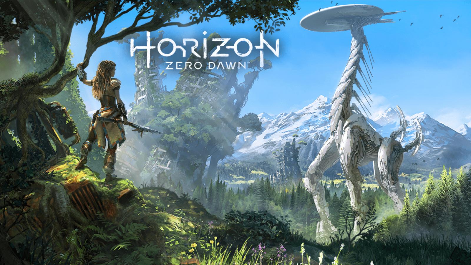 Opinión de Horizon Zero Dawn en Ps4 Pro (4K)