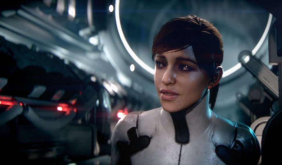 Habrá desnudos integrales en Mass Effect Andromeda