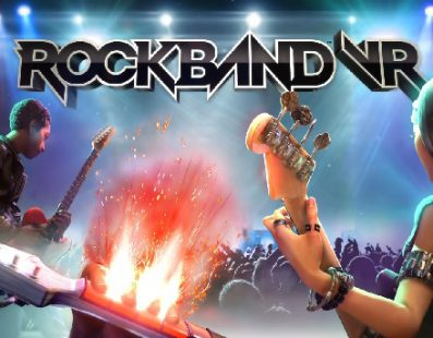 Rock Band VR, el nuevo videojuego de Harmonix sale a la venta el 23 de marzo