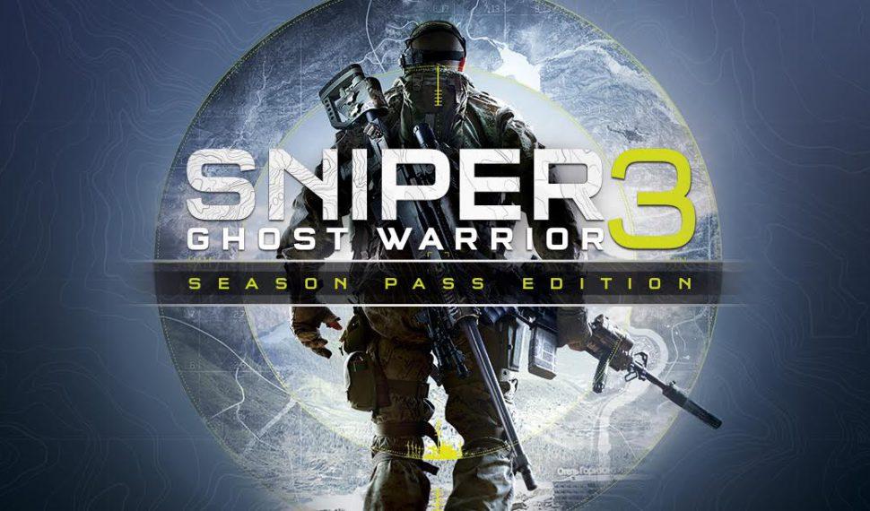 El Pase de Temporada de Sniper Ghost Warrior 3 será gratuito con su reserva