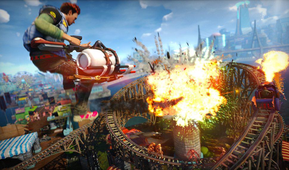 Sunset Overdrive tiene futuro, con o sin Microsoft. ¿Habrá secuela del juego?