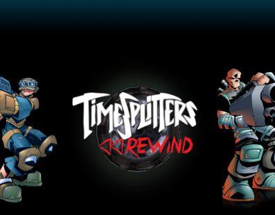 El proyecto TimeSplitters Rewind sigue adelante