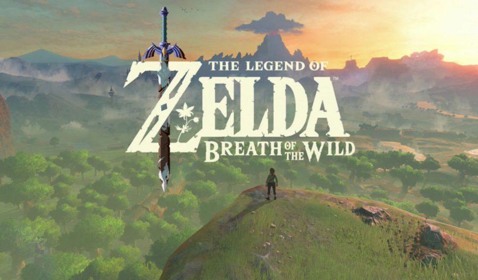 Finaliza el desarrollo de The Legend of Zelda Breath of the Wild
