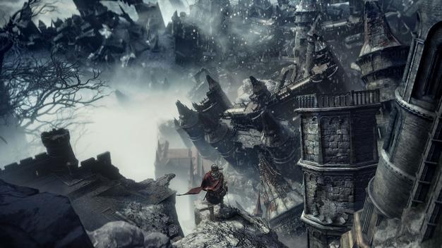 Dark Souls III nos muestra un nuevo vídeo de su última expansión The Ringed City