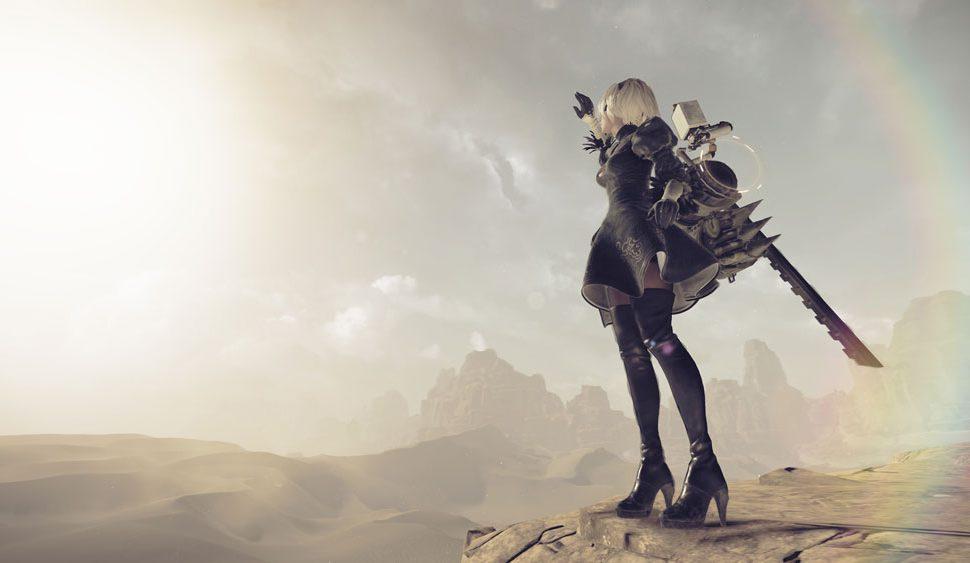 NieR Automata – Disfruta de su nuevo gameplay comentado