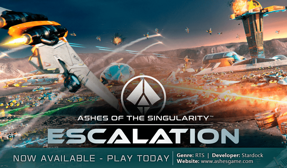 AMD regala Ashes of the Singularity Escalation con sus procesadores AMD FX