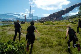 Final Fantasy XV estrena Pack de batalla, para los que tengan pase de temporada