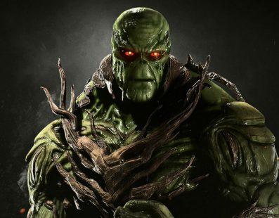 Swamp Thing se une a la plantilla de Injustice 2