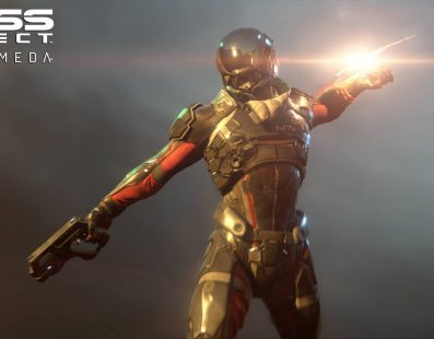 Mass Effect Andromeda: Sistema de progresión y personalización