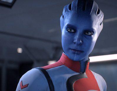 Mass effect Andromeda estrena nueva galería