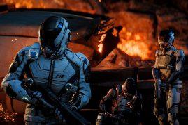 Mass Effect Andromeda será la entrada más larga de la saga