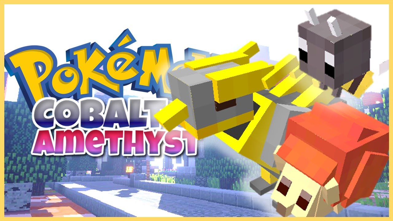 Pokemon Y Minecraft Unidos En El Mismo Juego