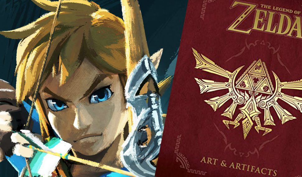 The Legend Of Zelda: Art & Artifacts presenta su tráiler