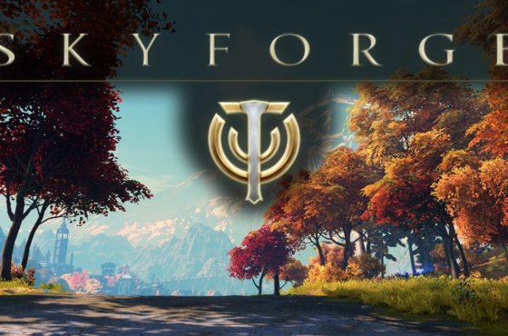 Skyforge anunciado para PS4 y viene cargado de regalos