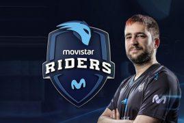 Feelink de Movistar Riders, nominado para los Hearthstone Global GamesHs
