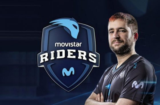 Feelink de Movistar Riders, nominado para los Hearthstone Global GamesHs