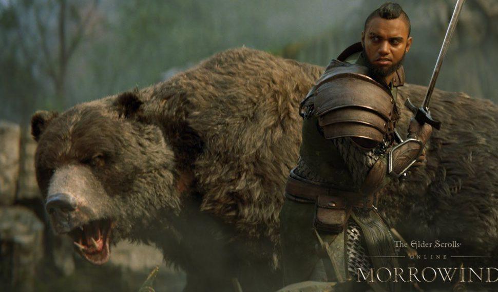 The Elder Scrolls Online Morrowind estará disponible el 6 de junio
