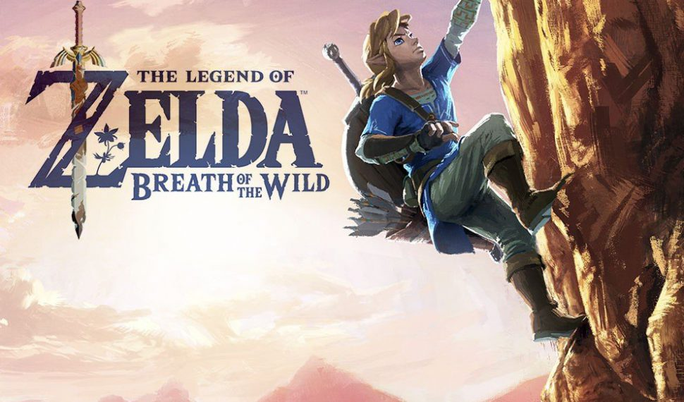 The Legend of Zelda: Breath of the Wild ya tiene su tráiler ochentero