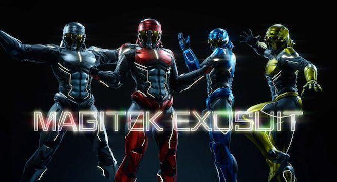 El DLC para Final Fantasy XV con las armaduras «Power Rangers» se retrasa por «posibles problemas legales»