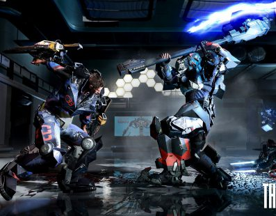 The Surge muestra su primer gameplay