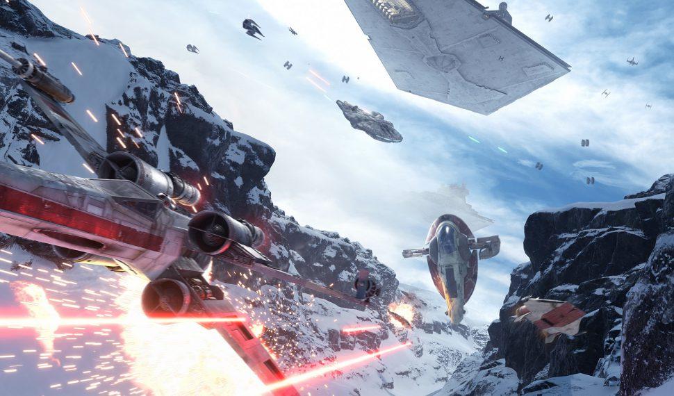 Star Wars Battlefront 2 se ubicará en varias eras de la saga