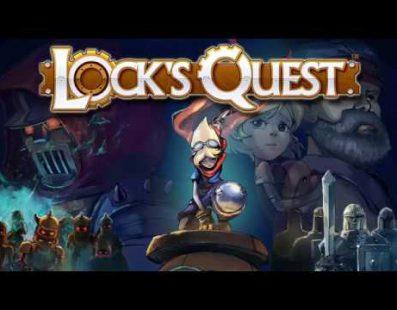 Se ha revelado el tráiler de anuncio de Lock's Quest Remaster