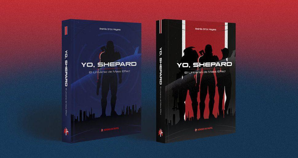 El libro «Yo, Shepard. El universo de Mass Effect» ya tiene fecha de lanzamiento