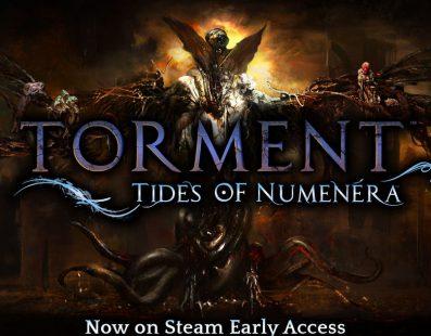 Torment: Tides of Numenera estrena tráiler