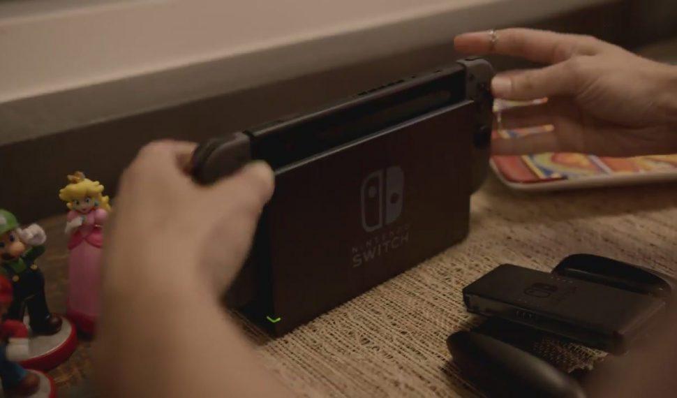 Nintendo Switch: así es su arranque y su configuración