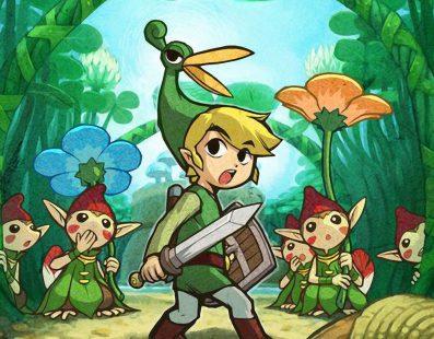 Podríamos llegar a ver un nuevo Zelda 2D en Nintendo Swtich