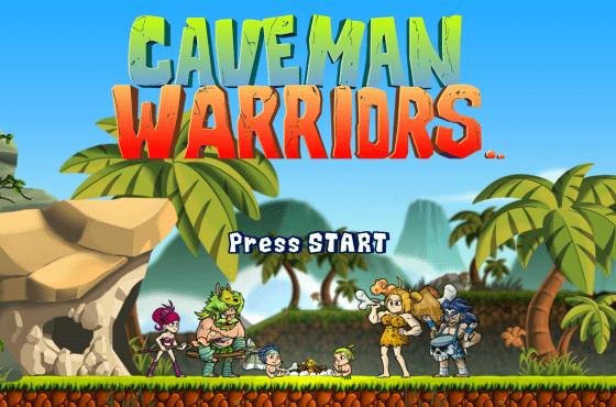 Caveman Warriors, una nueva propuesta de plataformas en KickStarter