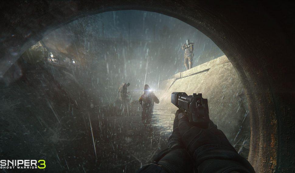 Sniper Ghost Warrior 3 saldrá a la venta el 25 de abril
