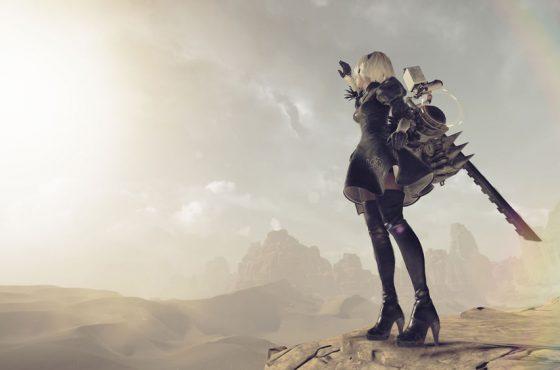 NieR: Automata disponible para PC el 17 de marzo