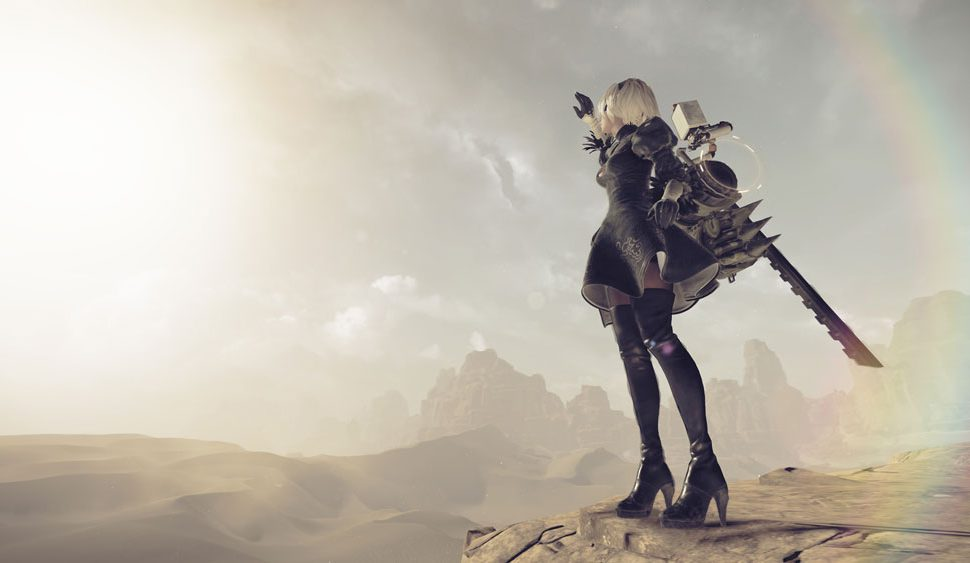 NieR: Automata disponible para PC el 17 de marzo