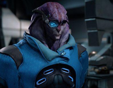 El nuevo personaje de Mass Effect: Andromeda ha sido presentado con un vídeo