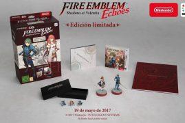 Anunciada la edición limitada de Fire Emblem Echoes: Shadows of Valentia