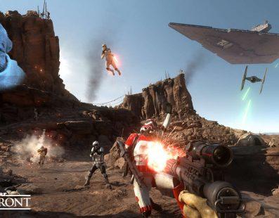 Revelados nuevos detalles sobre Star Wars: Battlefront 2