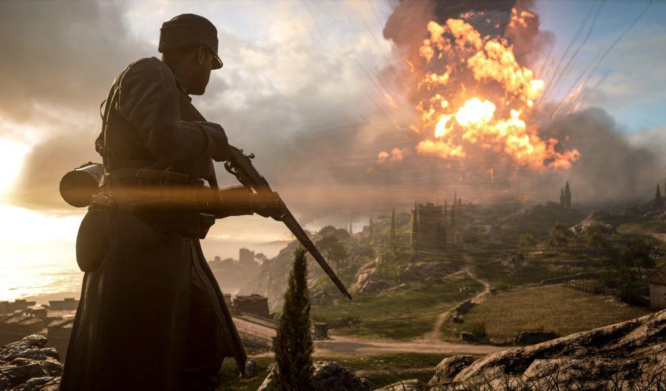 Battlefield 1: Podremos jugar a todos los mapas gracias a un amigo Premium