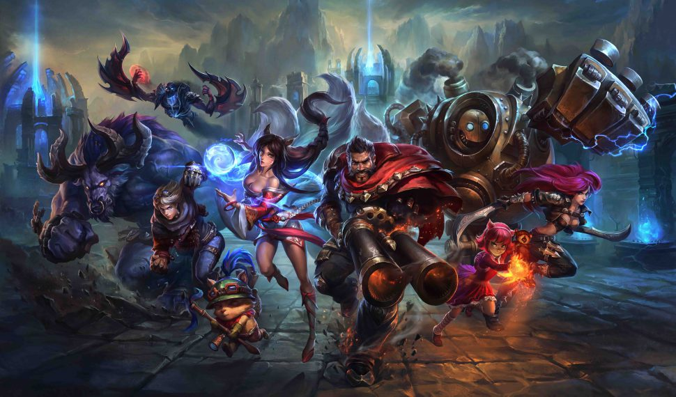 Nuevos motivos de baneo en League of Legends