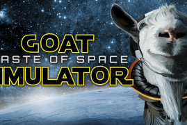 Ya podéis conseguir Goat Simulator: Waste of Space para vuestra PS4