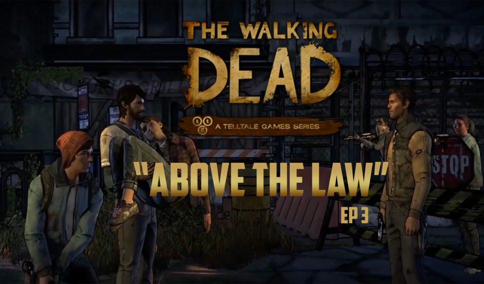 El tercer capítulo de The Walking Dead de Telltale llegará el 28 de marzo