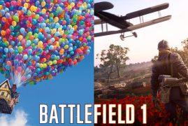 Battlefield 1 rinde un homenaje a UP con un nuevo Easter Egg