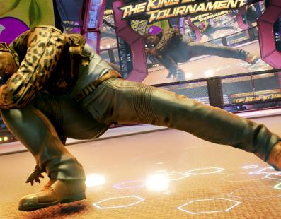 Eddy Gordo se incorpora como luchador seleccionable en Tekken 7