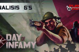 Análisis de Day of Infamy – La guerra más clásica