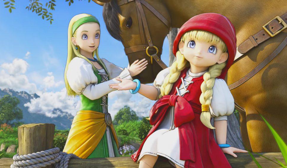 Dragon Quest XI revelará su fecha de salida en Japón  el 11 de abril