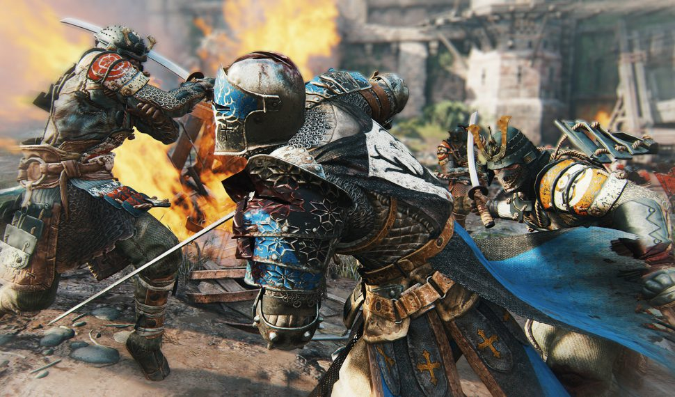 For Honor pierde jugadores a un ritmo alarmante